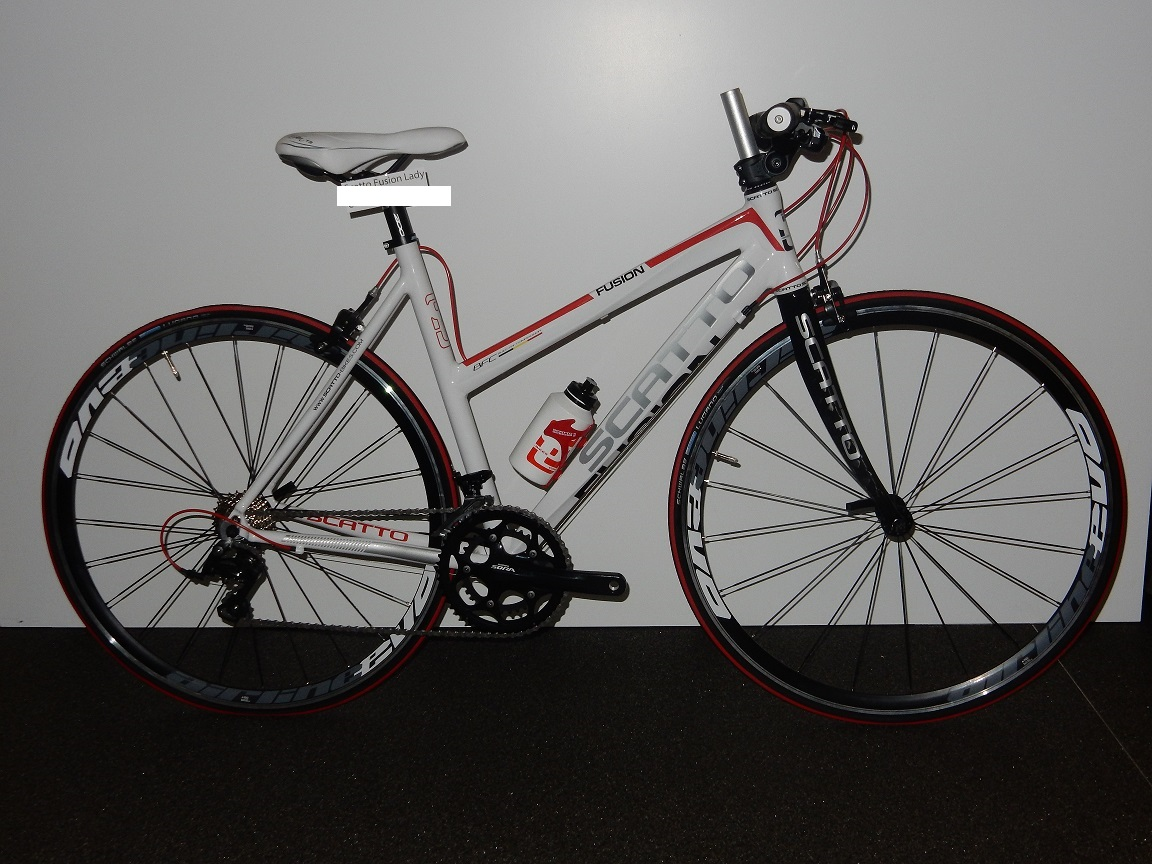 Scatto Fusion Lady sportfiets