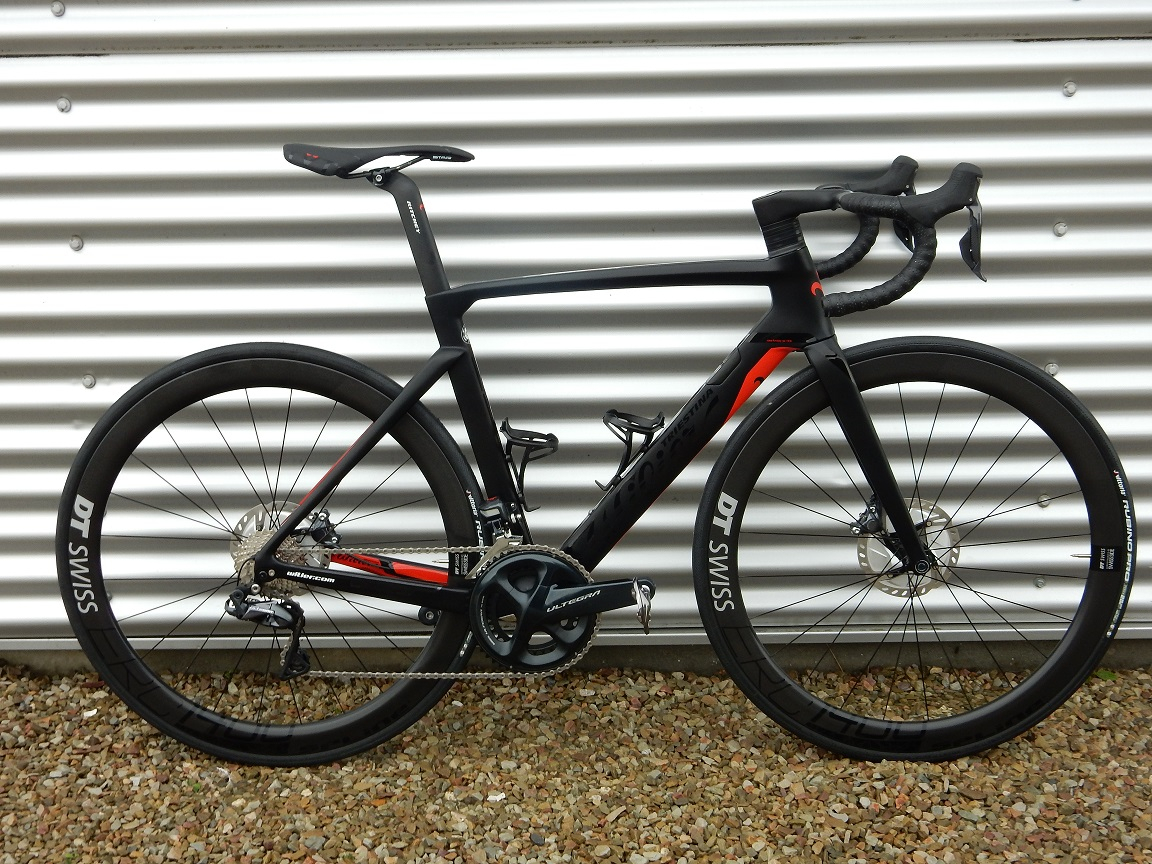 Wilier Cento 10 Air Disc + Alabarda